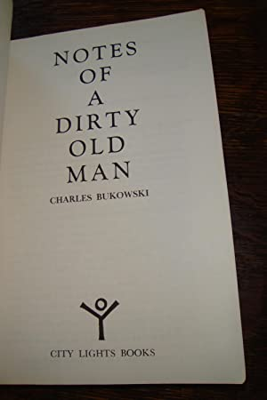 bukowski notes of a dirty old man pdf
