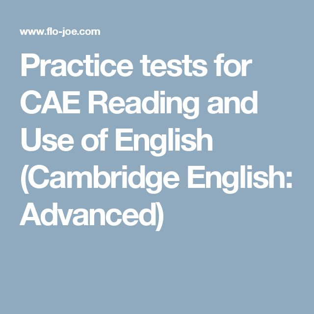 cae reading and use of english cambridge pdf