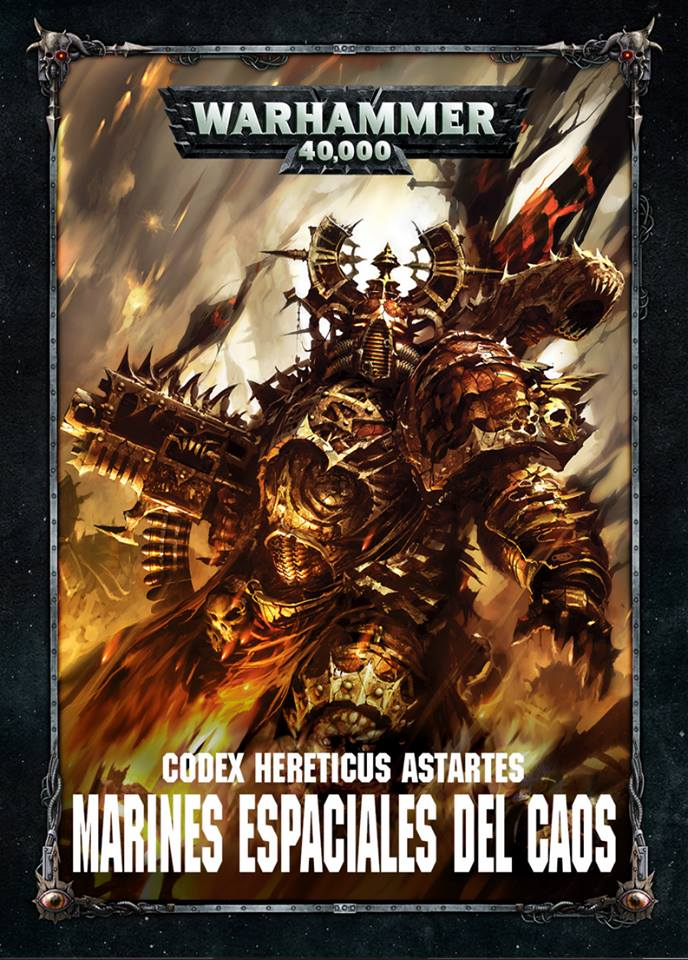 codex marines espaciales del caos pdf